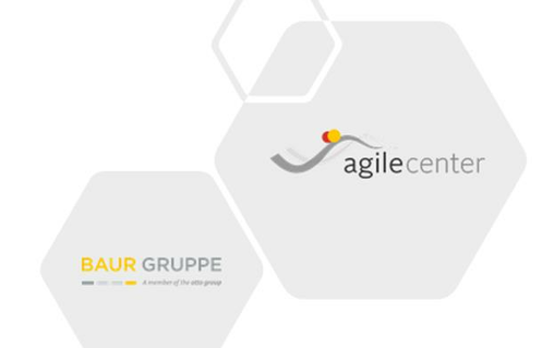 Agile Center der BAUR-Gruppe
